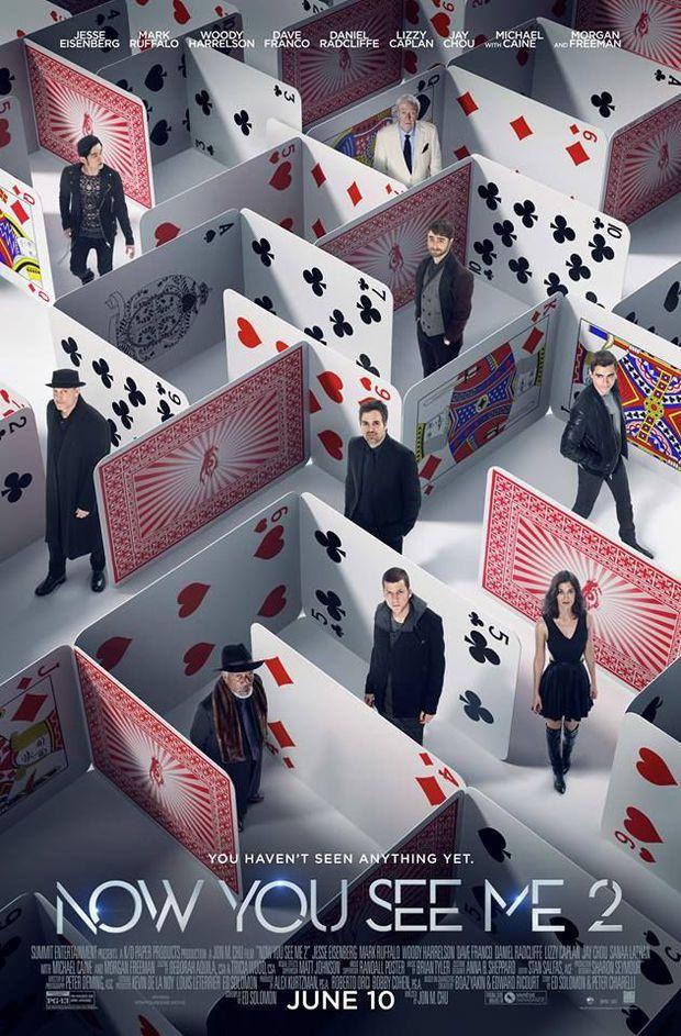Tháng 6 - Mùa phim bom tấn chính thức khởi động - Ảnh 12.