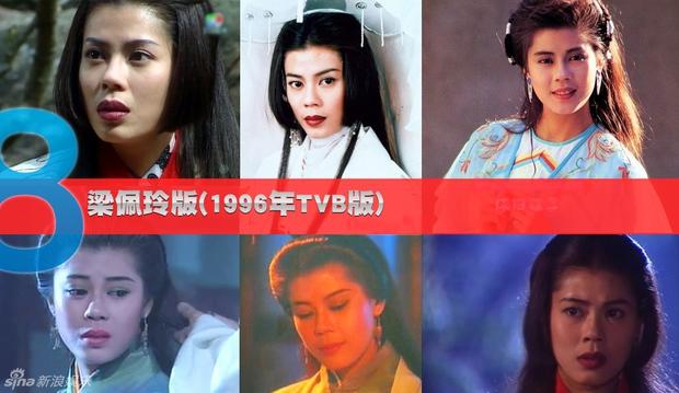Những bộ phim Kim Dung được tái dựng ăn khách nhất của TVB - Ảnh 7.