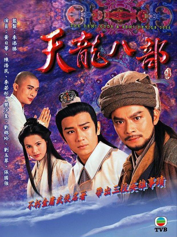 Những bộ phim Kim Dung được tái dựng ăn khách nhất của TVB - Ảnh 8.