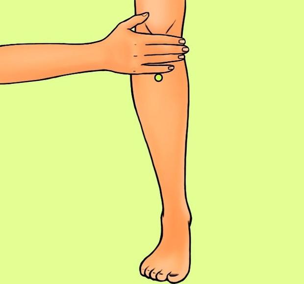 Biết cách bấm huyệt cũng có thể giảm cân - Ảnh 3.