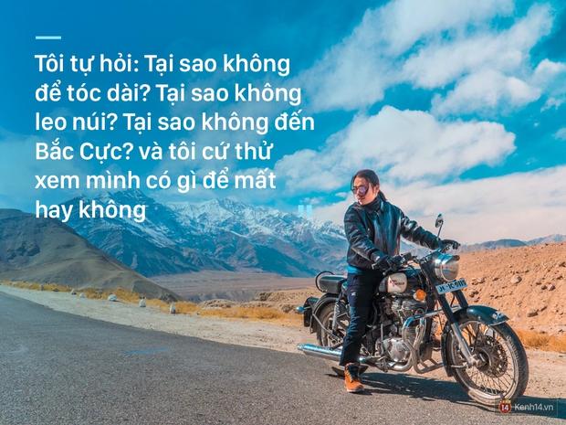 Phát hiện bị bệnh tim, nhưng điều đó không ngăn chàng trai Sài Gòn leo núi và nuôi ước mơ chinh phục Bắc Cực - Ảnh 4.