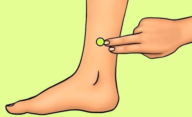 Biết cách bấm huyệt cũng có thể giảm cân - Ảnh 5.