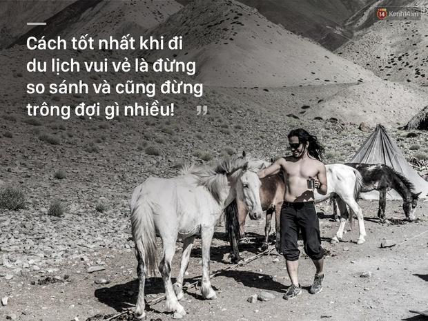 Phát hiện bị bệnh tim, nhưng điều đó không ngăn chàng trai Sài Gòn leo núi và nuôi ước mơ chinh phục Bắc Cực - Ảnh 6.