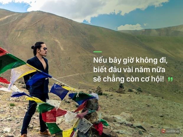 Phát hiện bị bệnh tim, nhưng điều đó không ngăn chàng trai Sài Gòn leo núi và nuôi ước mơ chinh phục Bắc Cực - Ảnh 7.