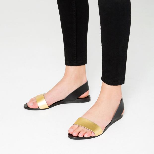 8 kiểu sandal đế bệt trendy nhất mùa hè này - Ảnh 25.
