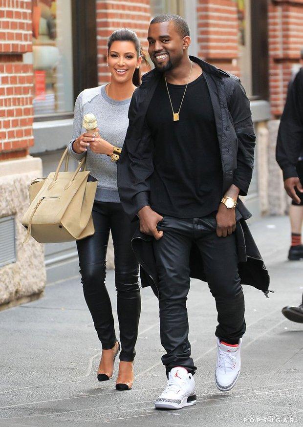 Tài năng, giàu có và yêu vợ hơn tất cả - Kanye West mới là soái ca đích thực của showbiz - Ảnh 4.