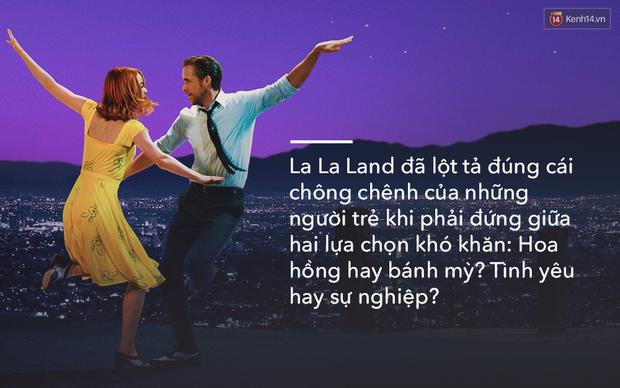 La La Land: Khi chúng ta còn trẻ, chẳng thể nào có được trọn vẹn cả tình yêu lẫn sự nghiệp đâu! - Ảnh 4.