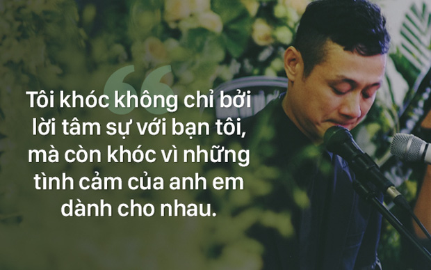 MC Anh Tuấn: Hãy để tôi được tôn vinh những bạn bè thầm lặng của Lập - Ảnh 3.