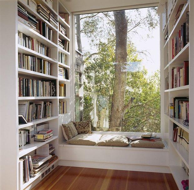 20 ý tưởng xây phòng đọc sách đẹp lung linh dành cho hội mọt sách - Ảnh 1.