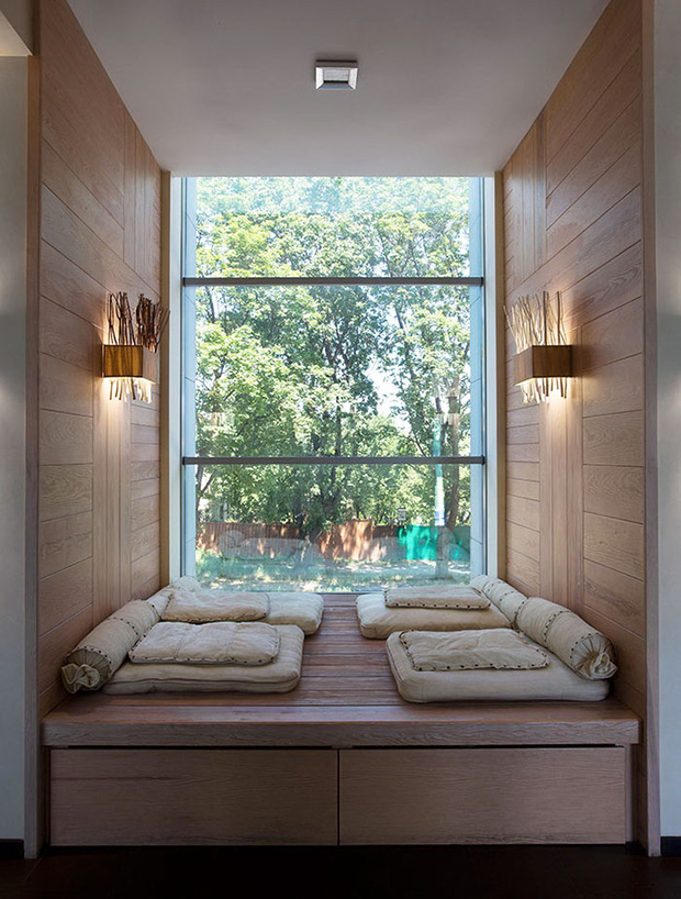 20 ý tưởng xây phòng đọc sách đẹp lung linh dành cho hội mọt sách - Ảnh 14.