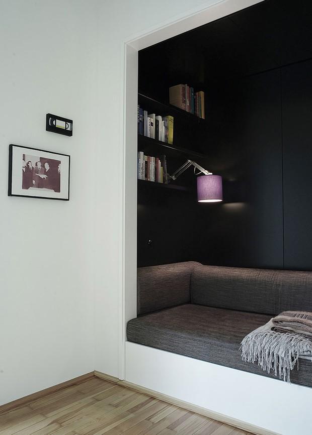 20 ý tưởng xây phòng đọc sách đẹp lung linh dành cho hội mọt sách - Ảnh 16.