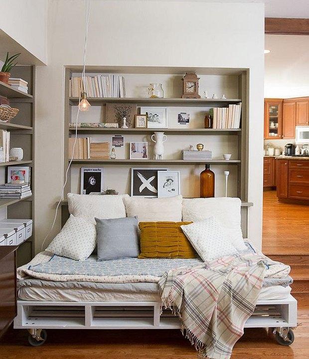 20 ý tưởng xây phòng đọc sách đẹp lung linh dành cho hội mọt sách - Ảnh 18.