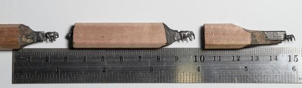 Thật khó tin nhưng đây là những gì được tạo ra từ chính cây bút chì bé tí xíu - Ảnh 4.