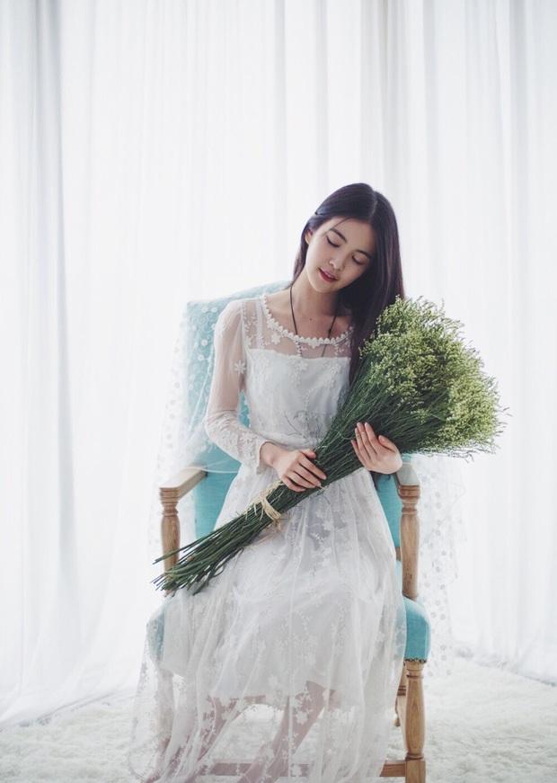 Nữ thần mới với vẻ đẹp thanh thoát khiến cư dân mạng Trung Quốc đổ rạp - Ảnh 3.
