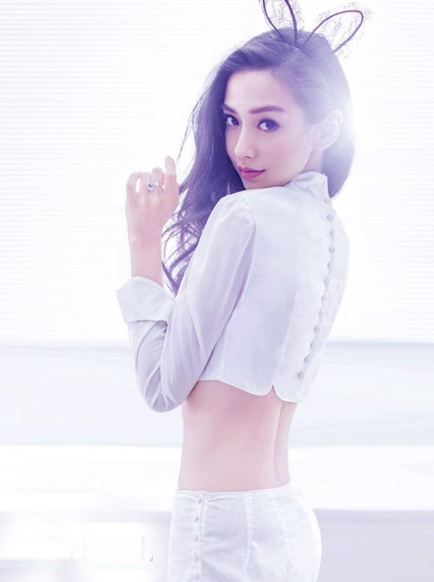 Triệu Vy, Phạm Băng Băng lép vế Angela Baby trong trận chiến cát-sê phim truyền hình - Ảnh 3.