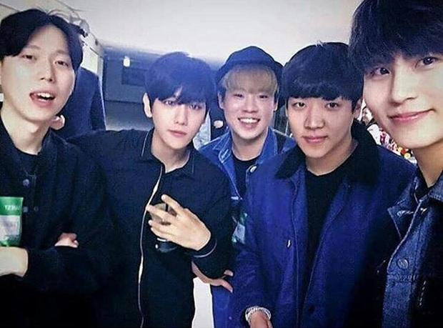 Khi không photoshop, nhan sắc của các thành viên EXO vẫn đẹp chuẩn không cần chỉnh - Ảnh 25.