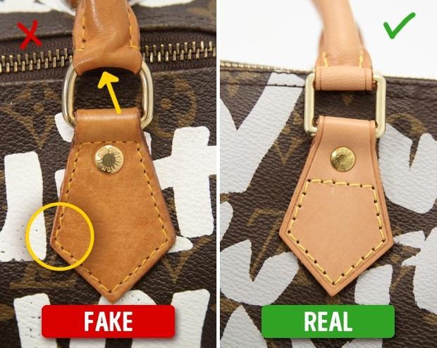 7 mẹo giúp bạn phân biệt túi xách xịn và fake cực chuẩn - Ảnh 2.