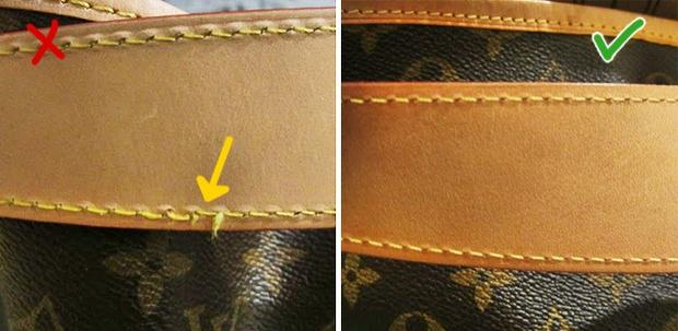 7 mẹo giúp bạn phân biệt túi xách xịn và fake cực chuẩn - Ảnh 1.