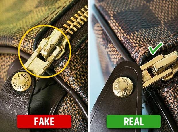 7 mẹo giúp bạn phân biệt túi xách xịn và fake cực chuẩn - Ảnh 3.