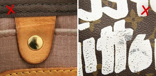 7 mẹo giúp bạn phân biệt túi xách xịn và fake cực chuẩn - Ảnh 4.