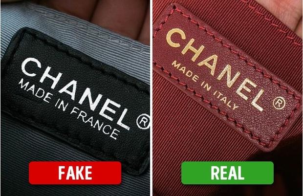 7 mẹo giúp bạn phân biệt túi xách xịn và fake cực chuẩn - Ảnh 6.