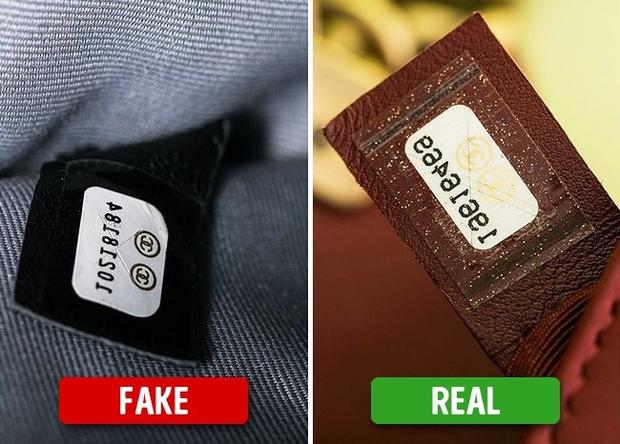 7 mẹo giúp bạn phân biệt túi xách xịn và fake cực chuẩn - Ảnh 7.