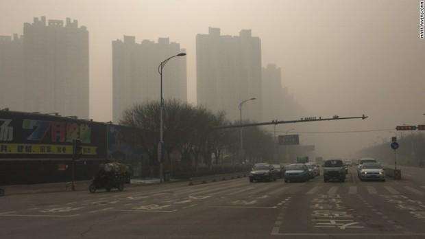 Chùm ảnh: 10 thành phố ô nhiễm nhất thế giới - Ảnh 1.
