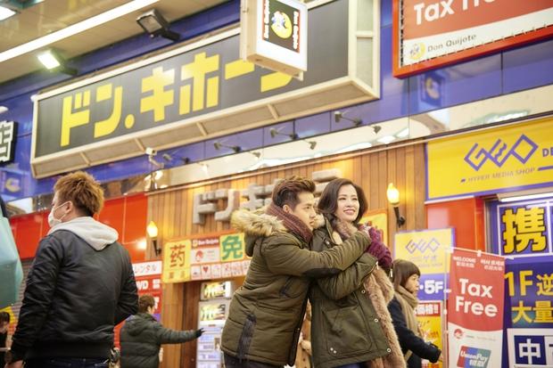 Đông Nhi - Ông Cao Thắng sang Nhật Bản quay MV kỉ niệm 7 năm yêu nhau - Ảnh 10.