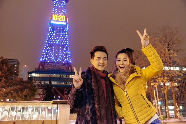 Đông Nhi - Ông Cao Thắng sang Nhật Bản quay MV kỉ niệm 7 năm yêu nhau - Ảnh 12.