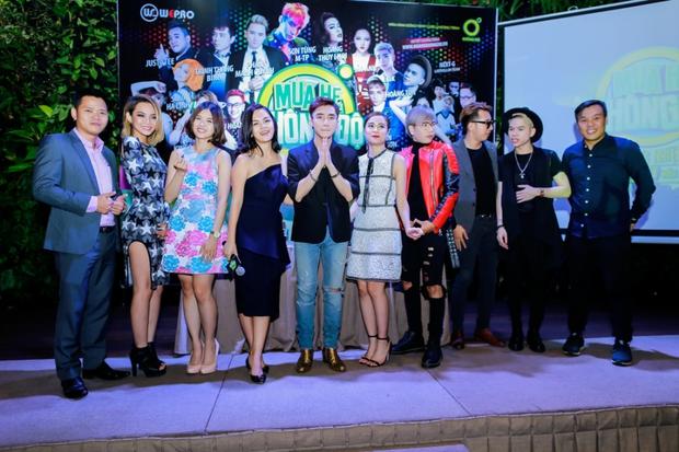 Sơn Tùng M-TP, Hoàng Thùy Linh cùng dàn sao khởi động tour diễn cực chất cho sinh viên - Ảnh 2.