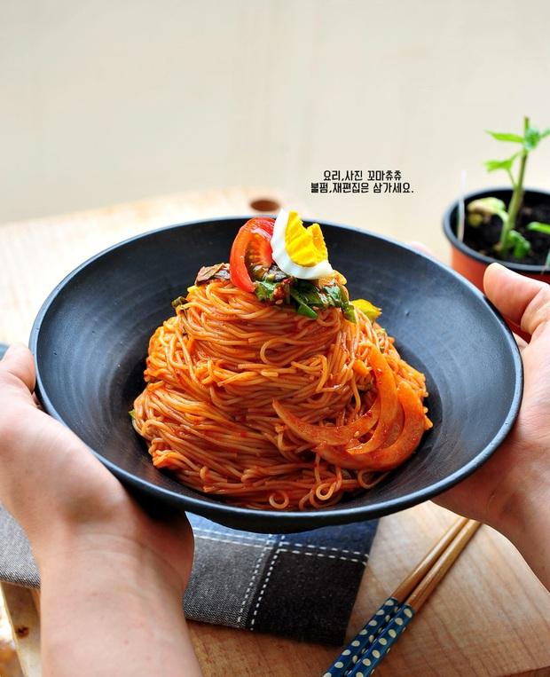 Công thức mì trộn chua cay kiểu Hàn ăn ngon đừng hỏi - Ảnh 8.