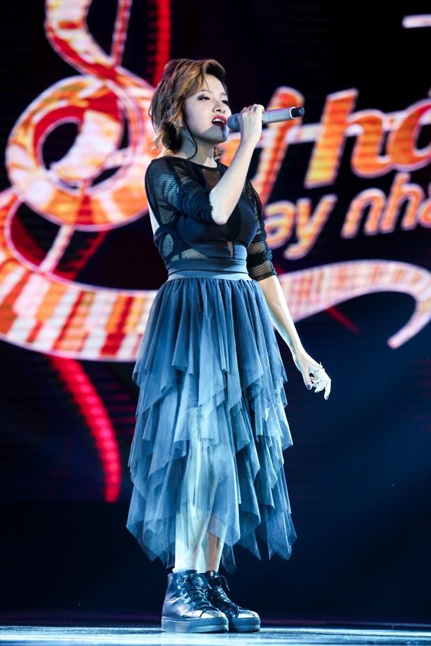 Sing My Song: Phan Mạnh Quỳnh tạo hit mới, Trịnh Thăng Bình bất ngờ bị loại - Ảnh 12.