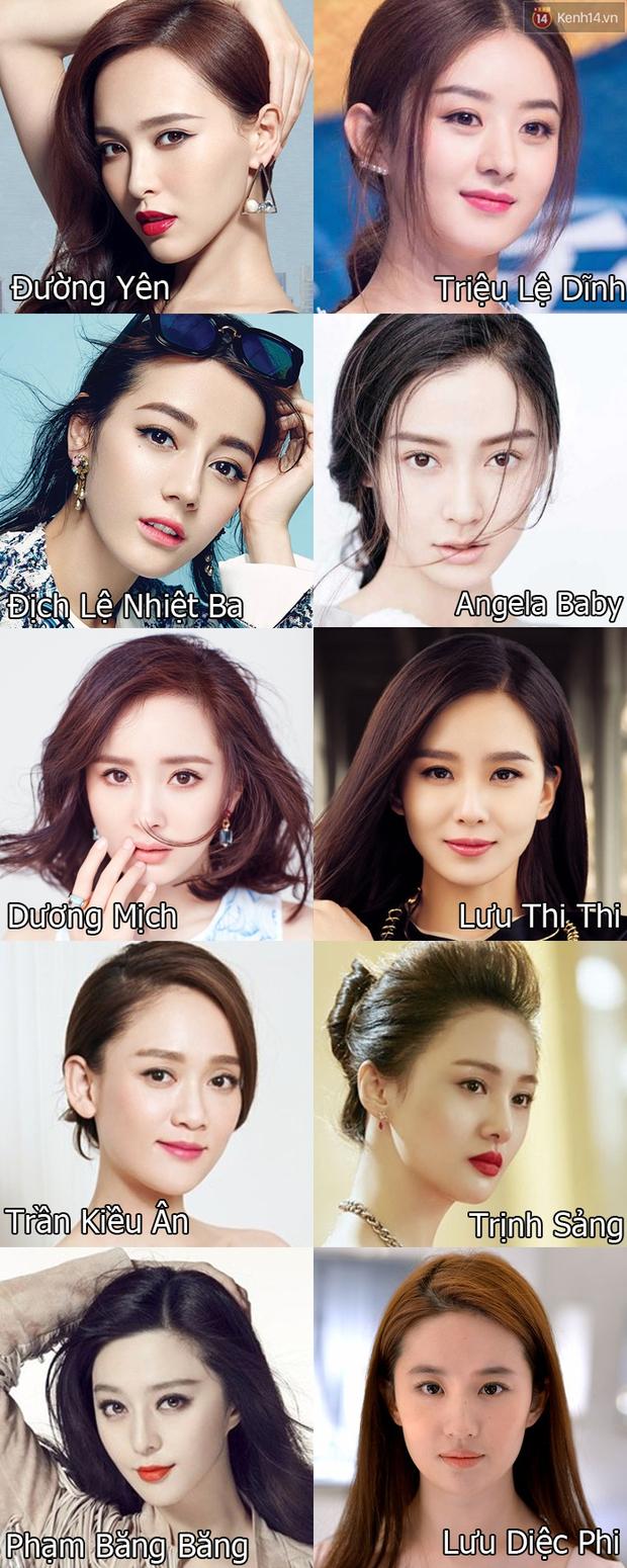 Yoona hay Jiyeon, Gigi hay Kendall, ai sẽ thắng cuộc chiến sắc đẹp 2016 do fan Việt bình chọn? - Ảnh 6.