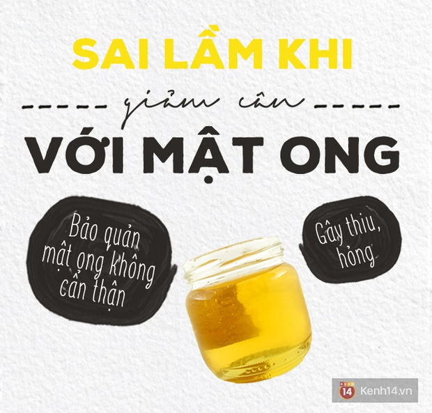 Cách giảm 2kg trong 3 ngày bằng mật ong và những sai lầm thường gặp - Ảnh 5.