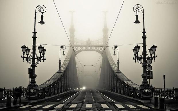 20 cây cầu có thiết kế ngoạn mục khiến bạn phải thốt lên: Kỳ quan đây rồi! - Ảnh 14.