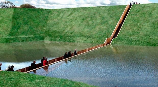 20 cây cầu có thiết kế ngoạn mục khiến bạn phải thốt lên: Kỳ quan đây rồi! - Ảnh 16.