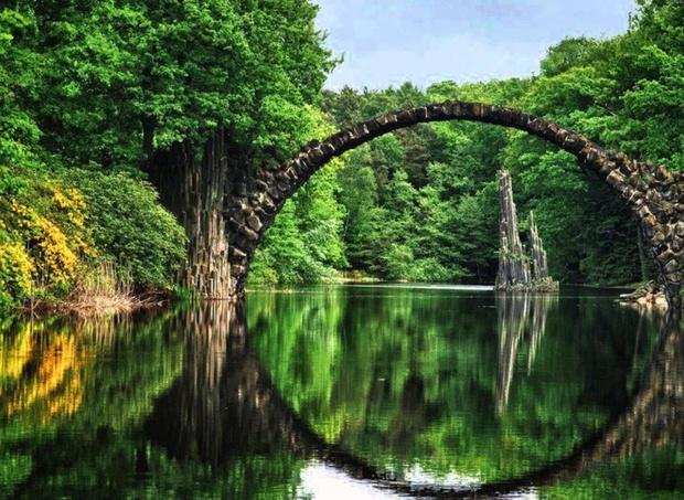 20 cây cầu có thiết kế ngoạn mục khiến bạn phải thốt lên: Kỳ quan đây rồi! - Ảnh 3.
