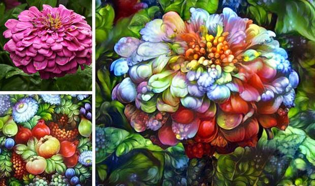 Những tác phẩm kết hợp kỳ diệu của nhiếp ảnh và hội họa - Ảnh 3.