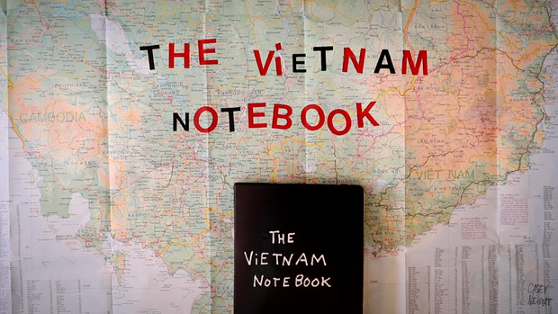 The Vietnam Notebook: Chuyến du ngoạn thú vị của hai cha con người Mỹ không biết mẩu tiếng Việt nào - Ảnh 1.