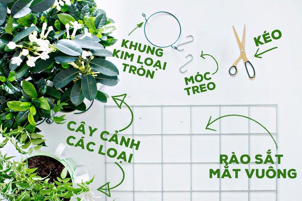 Biến vườn nhà bạn đẹp như quán cà phê chỉ trong một nốt nhạc - Ảnh 1.