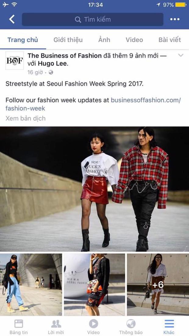 Sau 4 ngày, Châu Bùi & Cao Minh Thắng đánh chiếm đến cả chục mặt báo và blog thời trang! - Ảnh 11.