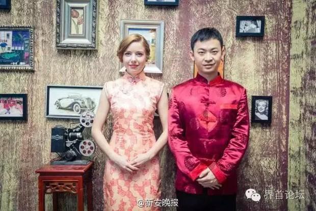 Câu chuyện chàng trai Trung Quốc cưới được vợ ngoại quốc xinh đẹp gây xôn xao mạng xã hội Trung Quốc - Ảnh 1.