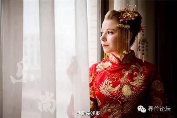 Câu chuyện chàng trai Trung Quốc cưới được vợ ngoại quốc xinh đẹp gây xôn xao mạng xã hội Trung Quốc - Ảnh 6.