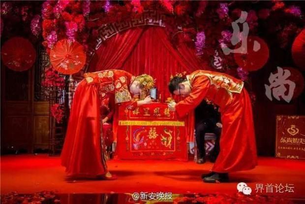 Câu chuyện chàng trai Trung Quốc cưới được vợ ngoại quốc xinh đẹp gây xôn xao mạng xã hội Trung Quốc - Ảnh 3.