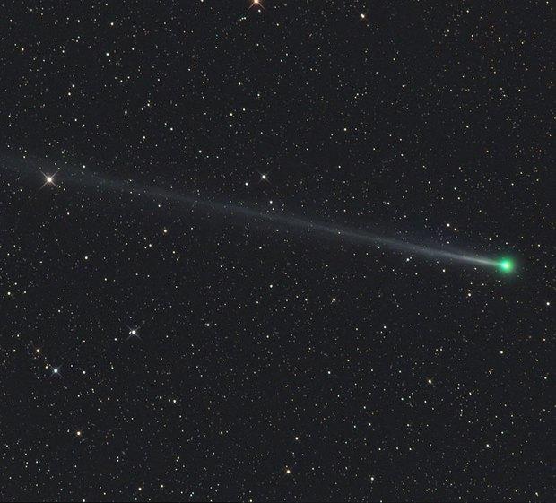 Cực hot: Sao chổi sẽ tạo pháo hoa rực rỡ trên bầu trời đêm giao thừa - Ảnh 2.
