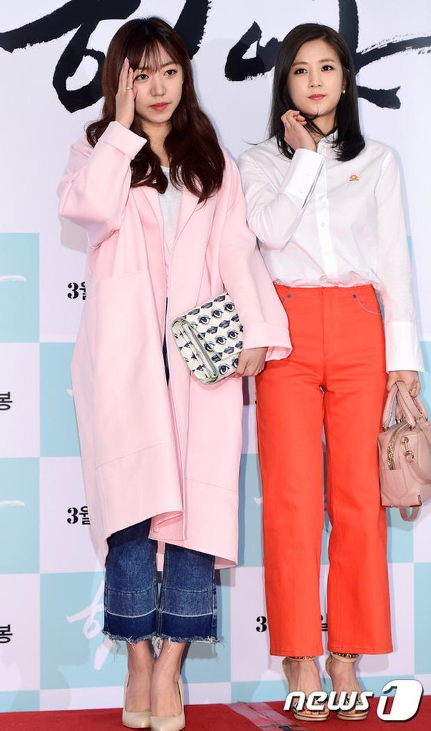 Dara (2NE1) tươi trẻ không kém cạnh đàn em A Pink kém 11 tuổi tại sự kiện - Ảnh 4.