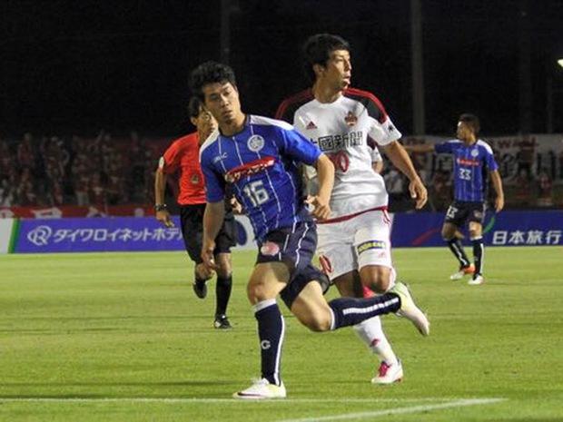 Mito Hollyhock thắng 3-0 trong ngày Công Phượng lần đầu tiên đá chính - Ảnh 3.