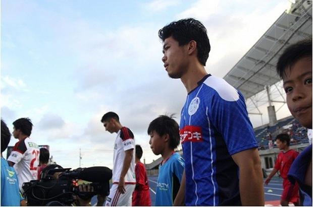 Mito Hollyhock thắng 3-0 trong ngày Công Phượng lần đầu tiên đá chính - Ảnh 1.