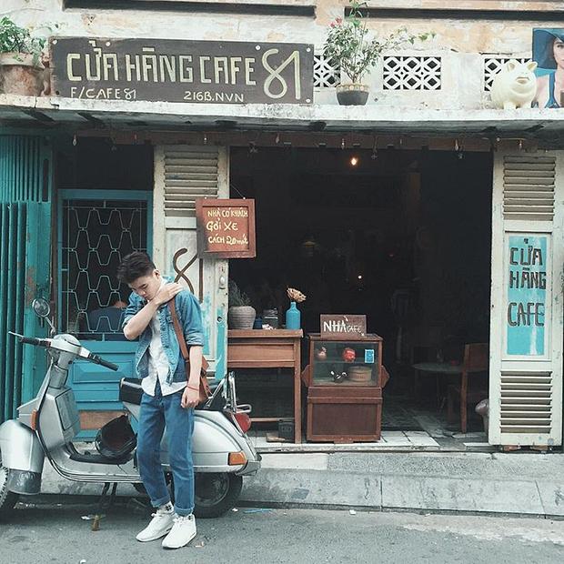 Trung Thu, đi ngay những quán cà phê retro ở Sài Gòn cho hợp không khí hoài cổ nào - Ảnh 2.