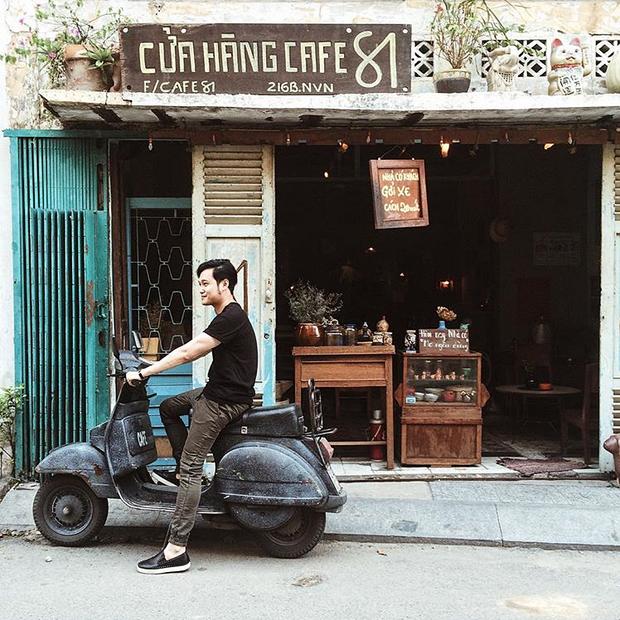 Trung Thu, đi ngay những quán cà phê retro ở Sài Gòn cho hợp không khí hoài cổ nào - Ảnh 3.